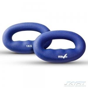 Гантель для кросфита MAKFIT 1 кг.