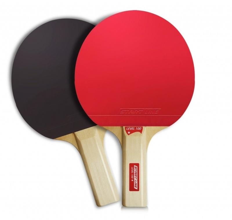 Ракетка для настольного тенниса START LINE Level 100 (прямая)