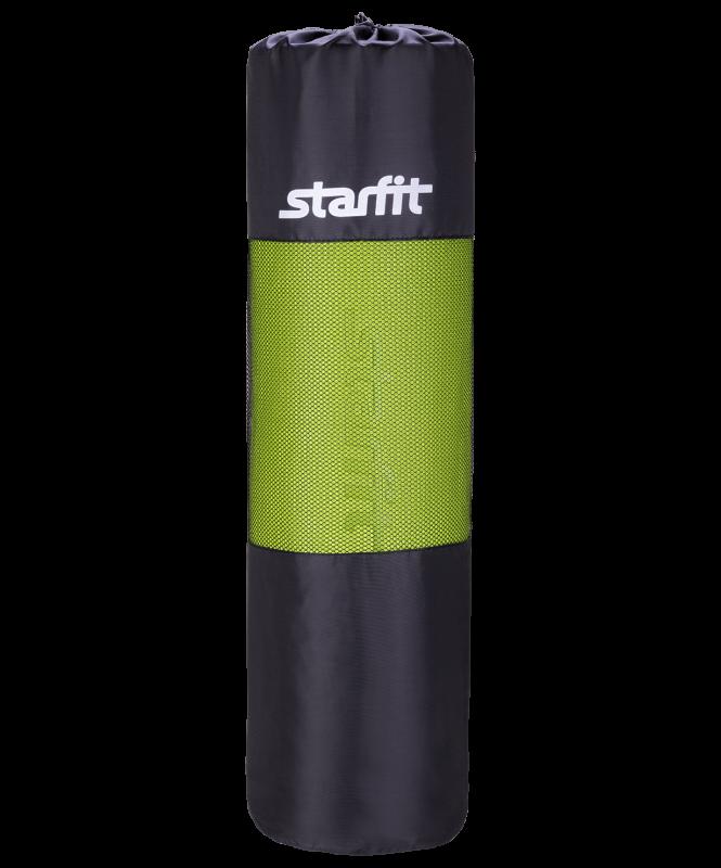 Сумка для ковриков cпортивная FA-301, большая, черная, Starfit