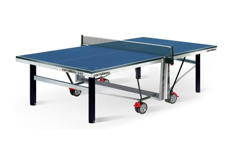Теннисный стол Cornilleau Competition 540 ITTF Indoor Blue