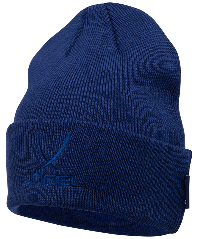 Шапка ESSENTIAL PerFormDRY High Beanie, тёмно-синий, Jögel