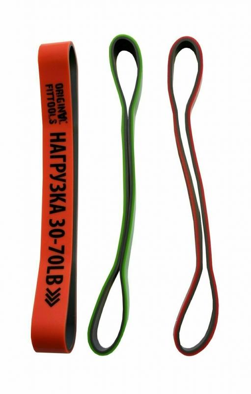 Набор эспандеров ULTIMATE Original FitTools FT-61ULT