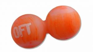 Мяч для МФР двойной Original FitTools FT-SATELLITE