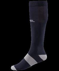 Гетры футбольные Essential JA-006, черный/серый, Jögel