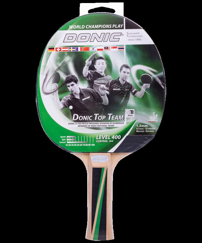 Ракетка для настольного тенниса Top Team 400, Donic
