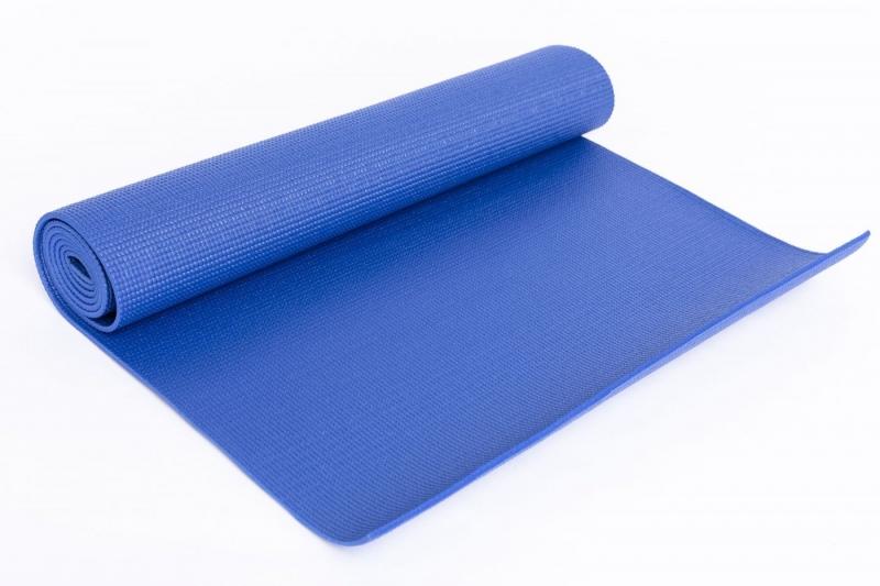 Коврик для йоги и фитнеса 173x61x0,5 с чехлом BRADEX SF 0010