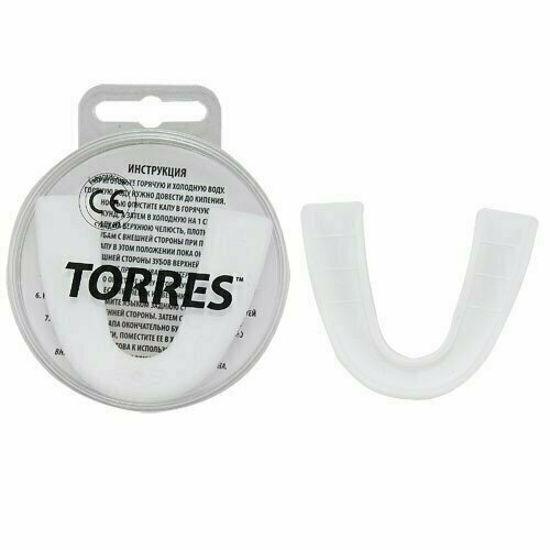 Капа TORRES арт. PRL1021WT, термопластичная, белый