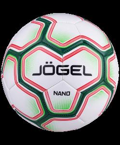 Мяч футбольный Nano №5, Jögel