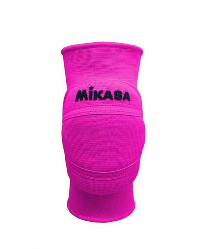 Наколенники волейбольные MT8 PREMIER, розовый, Mikasa