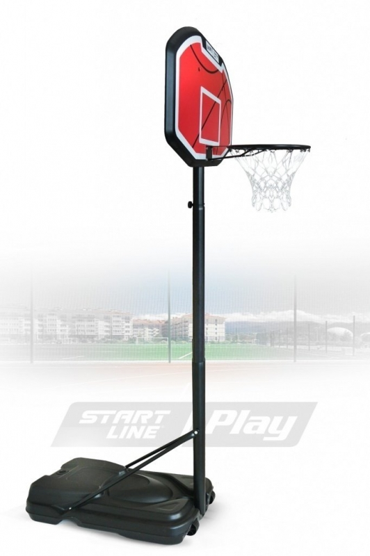 Мобильная баскетбольная стойка Startlin SLP Standard-019