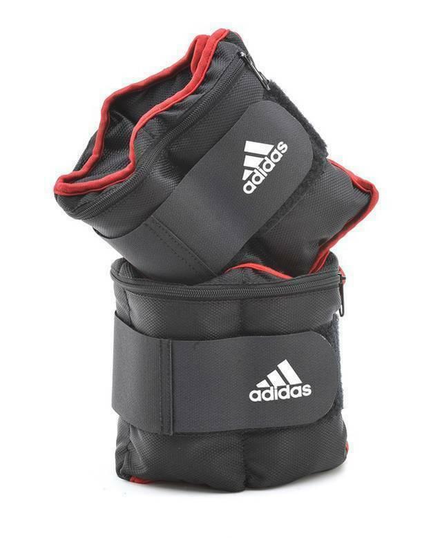 Утяжелители на запястья/лодыжки Adidas (2шт х 1кг) ADWT-12229
