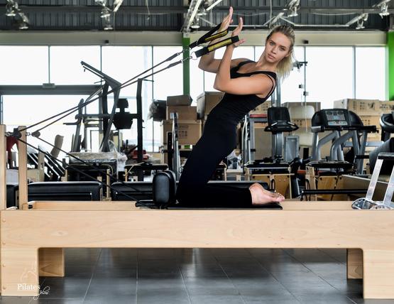 Классический реформер Pilates Plus (СR)