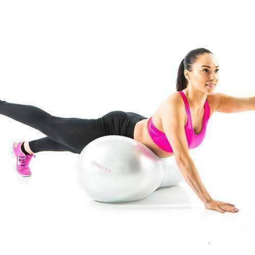Мяч гимнастический овальный Gymstick Oval Gymball