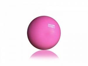 Гимнастический мяч Original Fittools для коммерческого использования 55 см. розовый