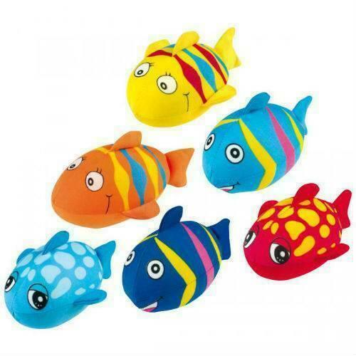 """Плавающая игрушка """"Морская рыбка"""""""