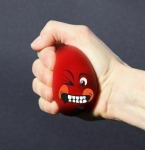 Набор массажных мячей GYMSTICK Anti-Stress Ball