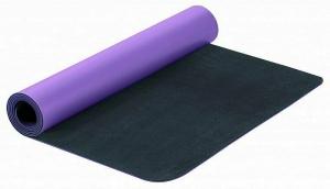 Коврик для йоги AIREX Yoga ECO Grip Mat 183х61х4 см. Фиолетовый