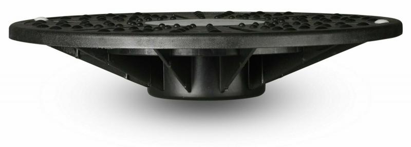 Диск балансировочный INDIGO пластиковый IN172 39,5х8 см черный