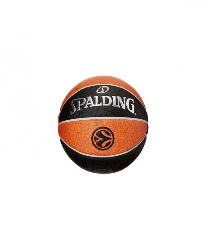 Мяч баскетбольный TF-1000 Euroleague, №7, Spalding