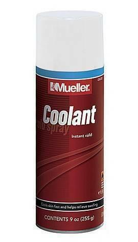 Спортивная заморозка Mueller Coolant Cold Spray 400 мл