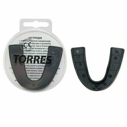 Капа TORRES арт. PRL1021BK, термопластичная, черный