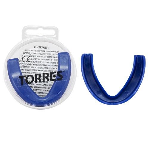 Капа TORRES арт. PRL1023BU, термопластичная, евростандарт CE approved, синий