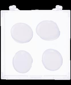 Беруши для плавания Density Transparent , 25Degrees