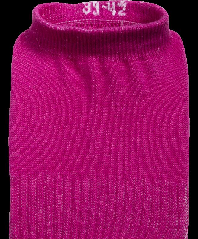 Носки низкие SW-205, мятный/фуксия, 2 пары, Starfit