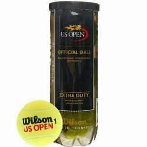Мяч теннисный WILSON US Open Extra Duty, арт. WRT106200, одобр.ITF и USTA,фетр,нат.резина,. уп.3 шт