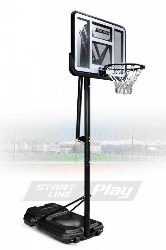 Мобильная баскетбольная стойка Startlin SLP Professional-021