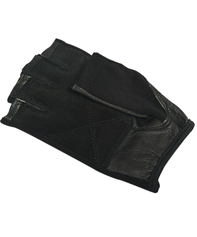 Перчатки для фитнеса SU-114, черные, Starfit