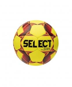 Мяч футзальный FUTSAL TALENTO 11  №3, жёл/крас/сер, Select
