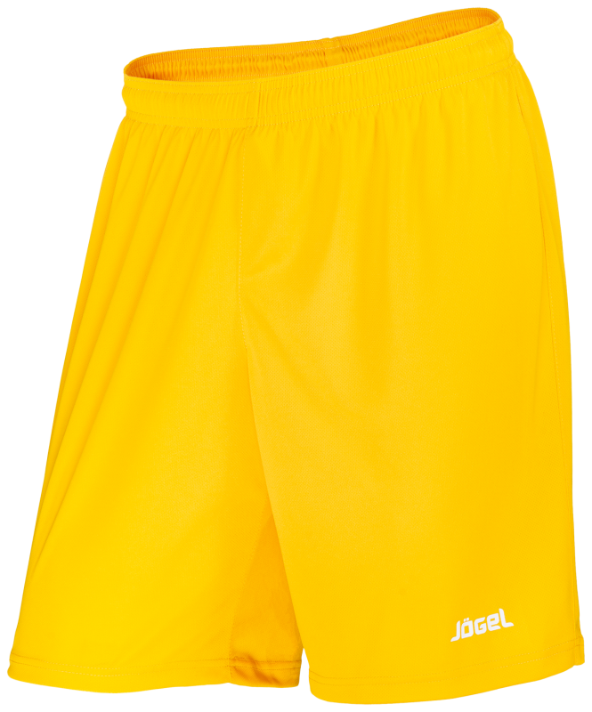 Шорты баскетбольные JBS-1120-041, желтый/белый, детские, Jögel