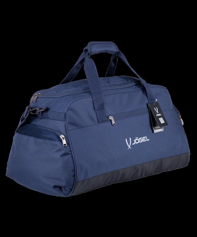 Сумка спортивная DIVISION Medium Bag, темно-синий, Jögel