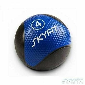 Медицинский мяч (медбол) SKYFIT вес 4 кг.