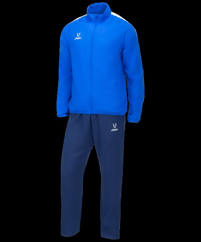 Костюм спортивный детский CAMP Lined Suit, синий/темно-синий, Jögel