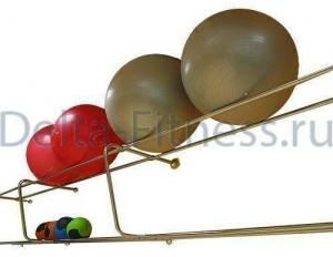 Подвесная консоль для медболов и фитболов