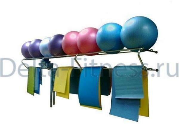 Подвесная консоль для гимнастических ковриков