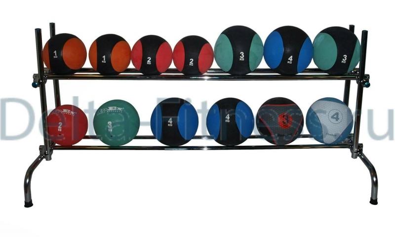 Подставка для хранения 16 медицинских мячей