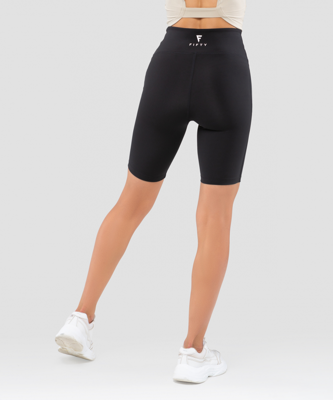 Женские спортивные шорты W-Define black FA-WS-0204-BLK, черный, FIFTY