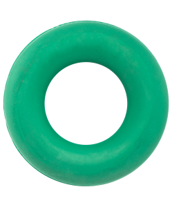 Эспандер кистевой Кольцо 15кг, зеленый (ТОЛЬКО по 5 шт.), Colton