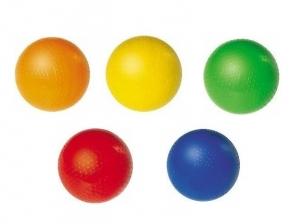 Мяч резиновый диаметр 100мм Фактурный