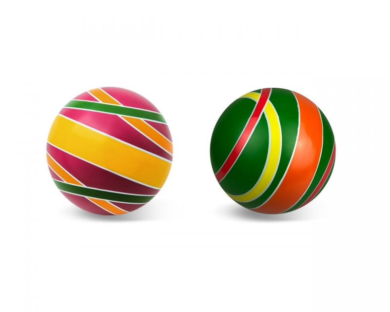 """Мяч резиновый 150 мм., серия """"Планеты"""""""