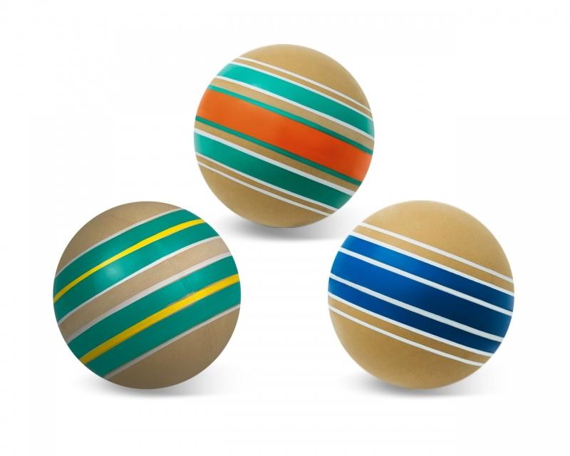 Мяч резиновый диаметр 100мм ЭКО