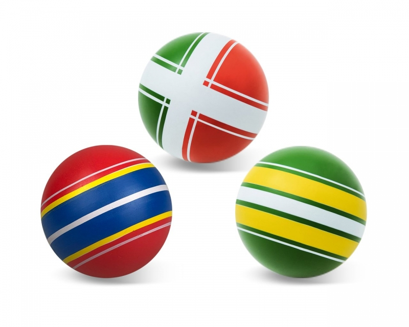 """Мяч резиновый диаметр 125мм серия """"Классика"""""""