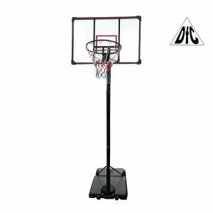 Баскетбольная мобильная стойка DFC 112x72см STAND44KLB