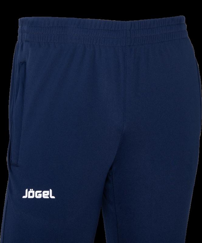 Костюм тренировочный JPS-4301-971, полиэстер, темно-синий/синий/белый, Jögel