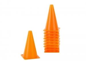 Конус фишка разметочная 10 см. оранжевая (комплект из 10 шт)