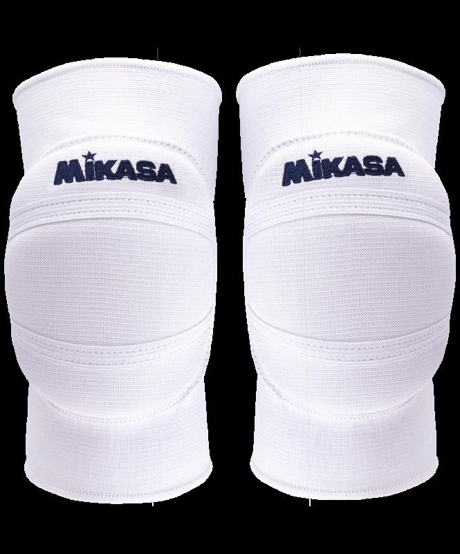 Наколенники волейбольные MT8-022, белый, Mikasa