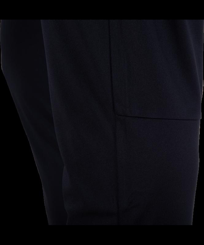 Брюки тренировочные детские CAMP Tapered Training  Pants, черный, Jögel